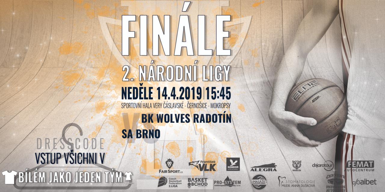 Je tady finále. Radotín v bitvě o titul vyzve SA Brno.