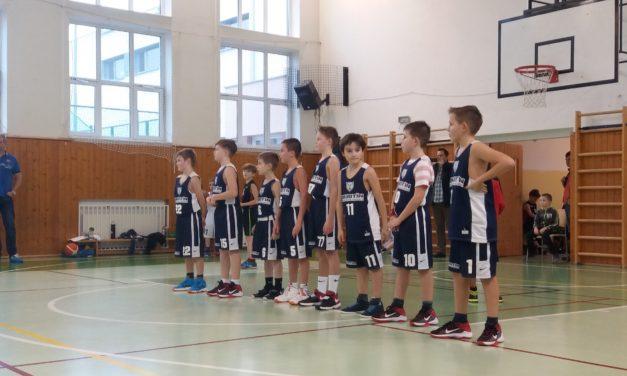 Chlapci U11 připisují další vítězství