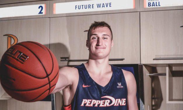 Jan Zídek po sezóně v Radotíně odchází do USA. Získala ho prestižní univerzita Pepperdine.
